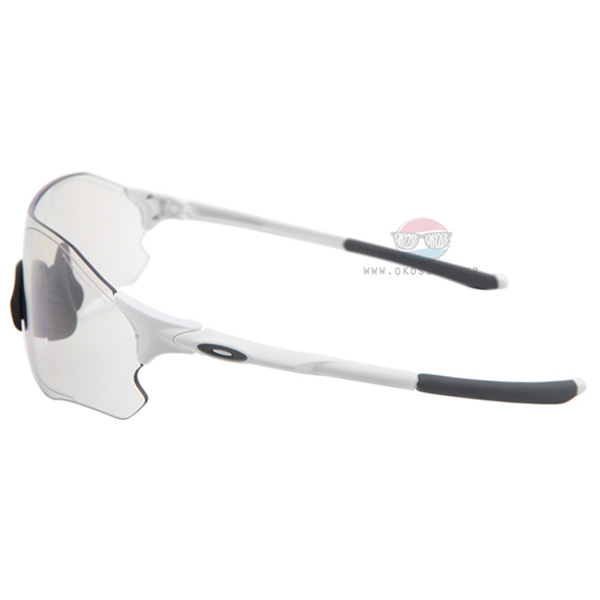 오클리 선글라스 EV제로 패스 아시안핏 변색 OO9313-06 OO9313-0638 OAKLEY ASIAN PHOTOCHROMIC EVZERO PATH MATTE WHITE/CLEAR BLACK IRIDIUM PHOTOCHROMIC