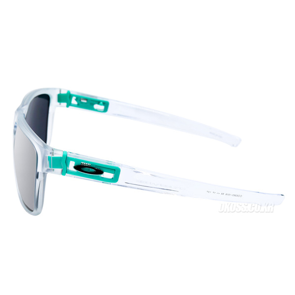 오클리 선글라스 크로스레인지 XL 크리스탈 팝 OO9360-1958 OO9360-19 OAKLEY CROSSRANGE XL CRYSTAL POP CRYSTAL CLEAR/BLACK IRIDIUM