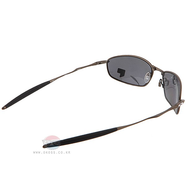 오클리 선글라스 위스커 12-849 OAKLEY WHISKER PEWTER/BLK IRIDIUM POLARIZED