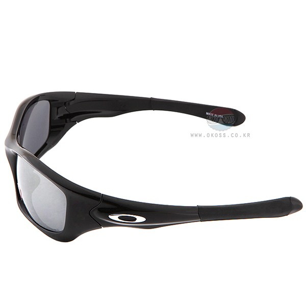 오클리 선글라스 핏불 아시안핏 편광 OO9161-06 OAKLEY ASIAN PIT BULL POLISHED BLK/BLK IRIDIUM POLARIZED
