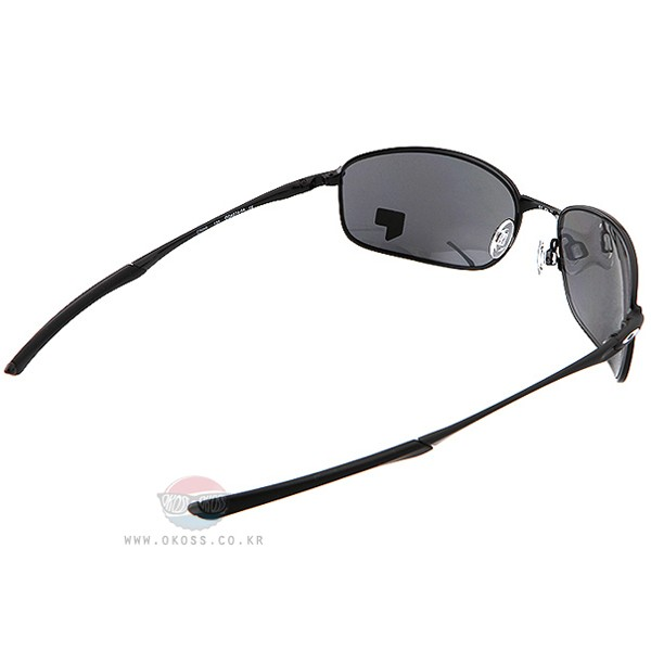 오클리 선글라스 타이퍼 편광렌즈 OO4074-04 OAKLEY POLARIZED TAPER POLISHED BLK/BLK IRIDIUM POLARIZED