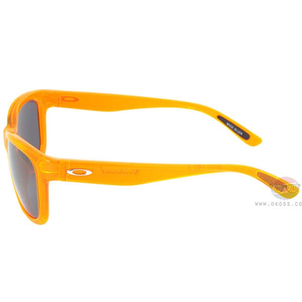 오클리 선글라스 OO9179-14 포핸드 OAKLEY FOREHAND NEON ORANGE/BLK IRIDIUM