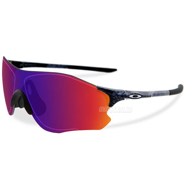 오클리 선글라스 EV제로 패스 아시안핏 OO9313-02 OO9313-0238 OAKLEY ASIAN EVZERO PATH PLANET X/POSITIVE RED IRIDIUM