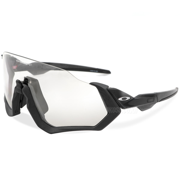 오클리 선글라스 플라이트 자켓 변색 OO9401-0737 OO9401-07 OAKLEY FLIGHT JACKET GRAY INK/CLEAR BLACK IRIDIUM PHOTOCHROMIC ACT