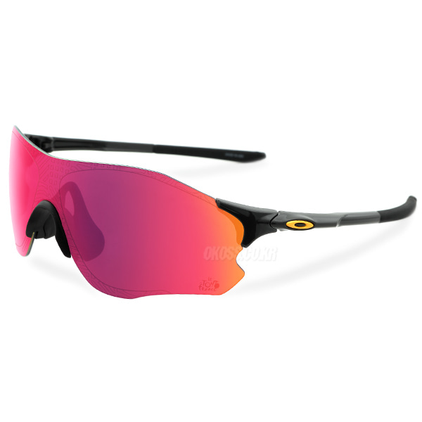 오클리 선글라스 EV 제로 패스 투어 드 프랑스 프리즘 OO9308-2338 OO9308-23 OAKLEY EVZERO PATH TOUR DE FRANCE 2018 EDITION CARBON/PRIZM ROAD