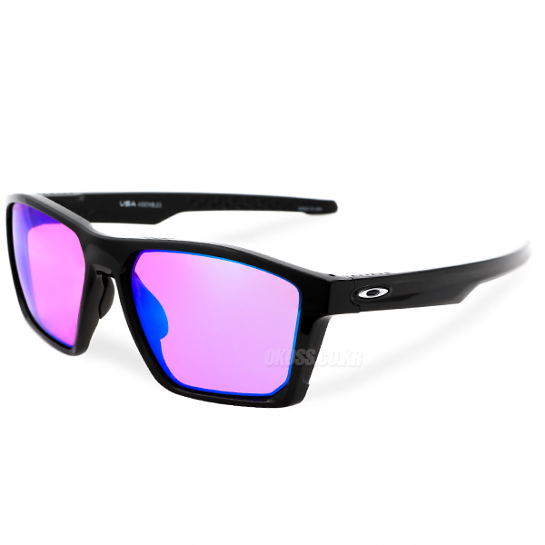 오클리 선글라스 타겟라인 프리즘 OO9397-0558 OO9397-05 OAKLEY TARGETLINE POLISHED BLACK/PRIZM GOLF