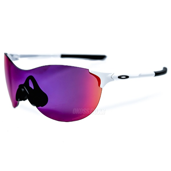 오클리 선글라스 EV 제로 어센드 프리즘 OO9453-0237 OO9453-02 OAKLEY EVZERO ASCEND POLISHED WHITE/PRIZM ROAD