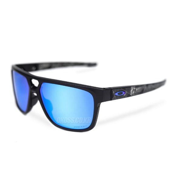 오클리 선글라스 크로스레인지 패치 프리즘 아시안핏 OO9391-0660 OO9391-06 OAKLEY ASIAN CROSSRANGE PATCH MATTE BLACK PRIZMATIC/PRIZM SAPPHIRE