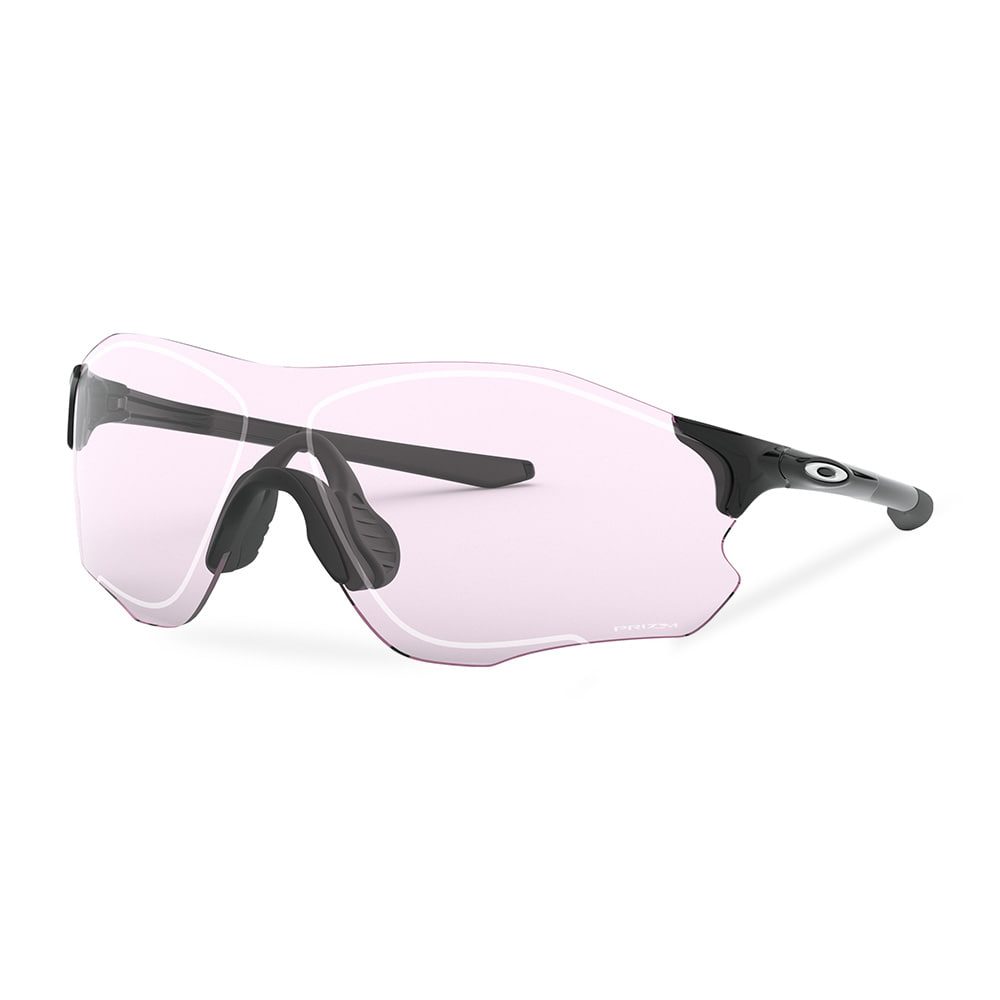 오클리 선글라스 EV제로 패스 아시안핏 프리즘 OO9313-2538 OO9313-25 OAKLEY ASIAN EVZERO PATH OLISHED BLACK/PRIZM LOW LIGHT