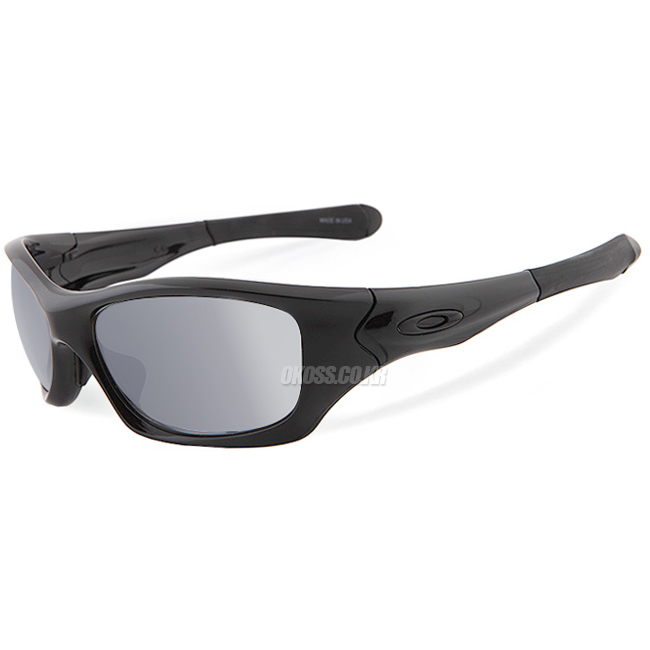 오클리 선글라스 핏불 아시안핏 OO9161-11 OAKLEY ASIAN PIT BULL POLISHED BLK/TITANIUM CLEAR