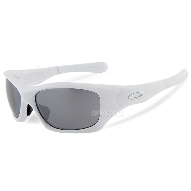 오클리 선글라스 핏불 아시안핏 OO9161-13 OAKLEY ASIAN PIT BULL POLISHED WHT/BLK IRIDIUM