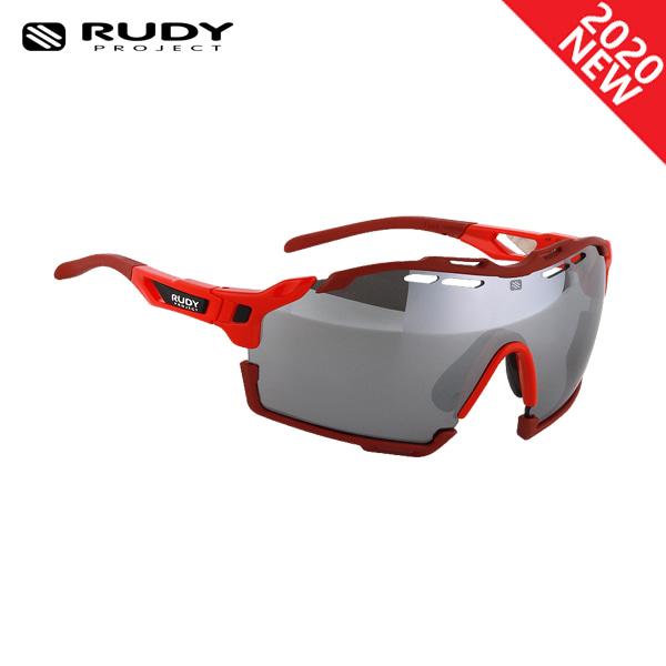 루디프로젝트 RUDY PROJECT/컷라인 글로스 파이어 레드_라스 범퍼/ 레이저 블랙 SP630945-0002/CUTLINE RASER BLK