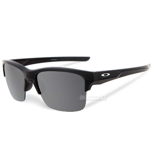 오클리 선글라스 씬링크 아시안핏 OO9317-04 OAKLEY ASIAN THINLINK POLISHED BLACK/BLACK IRIDIUM