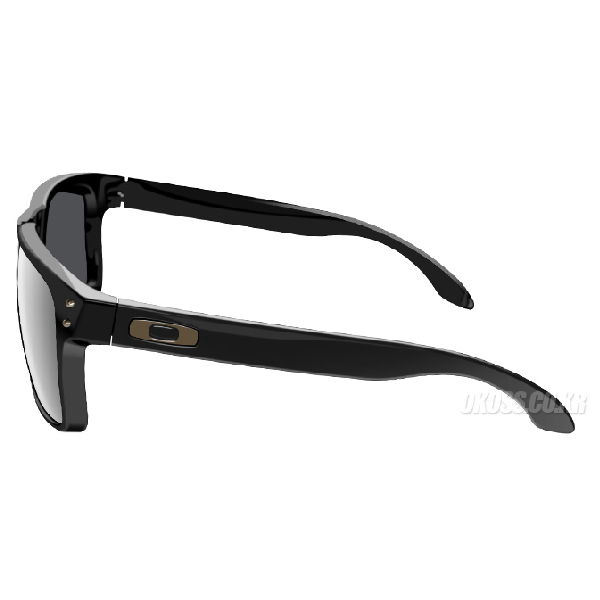 오클리 선글라스 홀브룩 프리즘 편광 아시안핏 OO9244-25 OO9244-2556 OAKLEY ASIAN HOLBROOK PRIZM POLARIZED MATTE BLACK/PRIZM BLACK POLARIZED