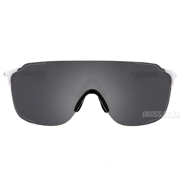 오클리 선글라스 EV 제로 스트라이드 아시안핏 OO9389-01 OO9389-0138 OAKLEY ASIAN EVZERO STRIDE POLISHED WHITE/BLACK IRIDIUM