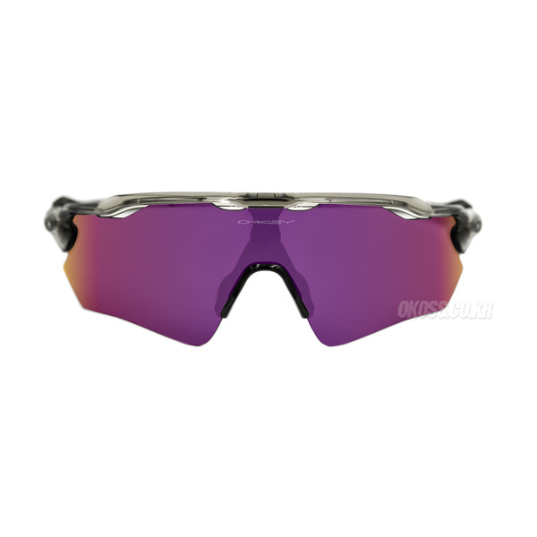 오클리 선글라스 레이다 EV 패스 프리즘 OO9208-8238 OO9208-82 OAKLEY RADAR EV PATH GREY INK/PRIZM ROAD BLACK