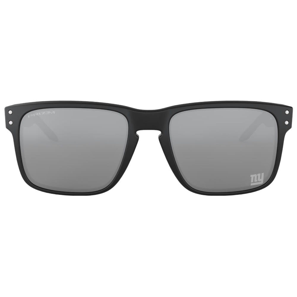 오클리 선글라스 홀브룩 프리즘 OO9102-N255 OO9102-N2 OAKLEY HOLBROOK NEW YORK GIANTS MATTE BLACK/PRIZM BLACK