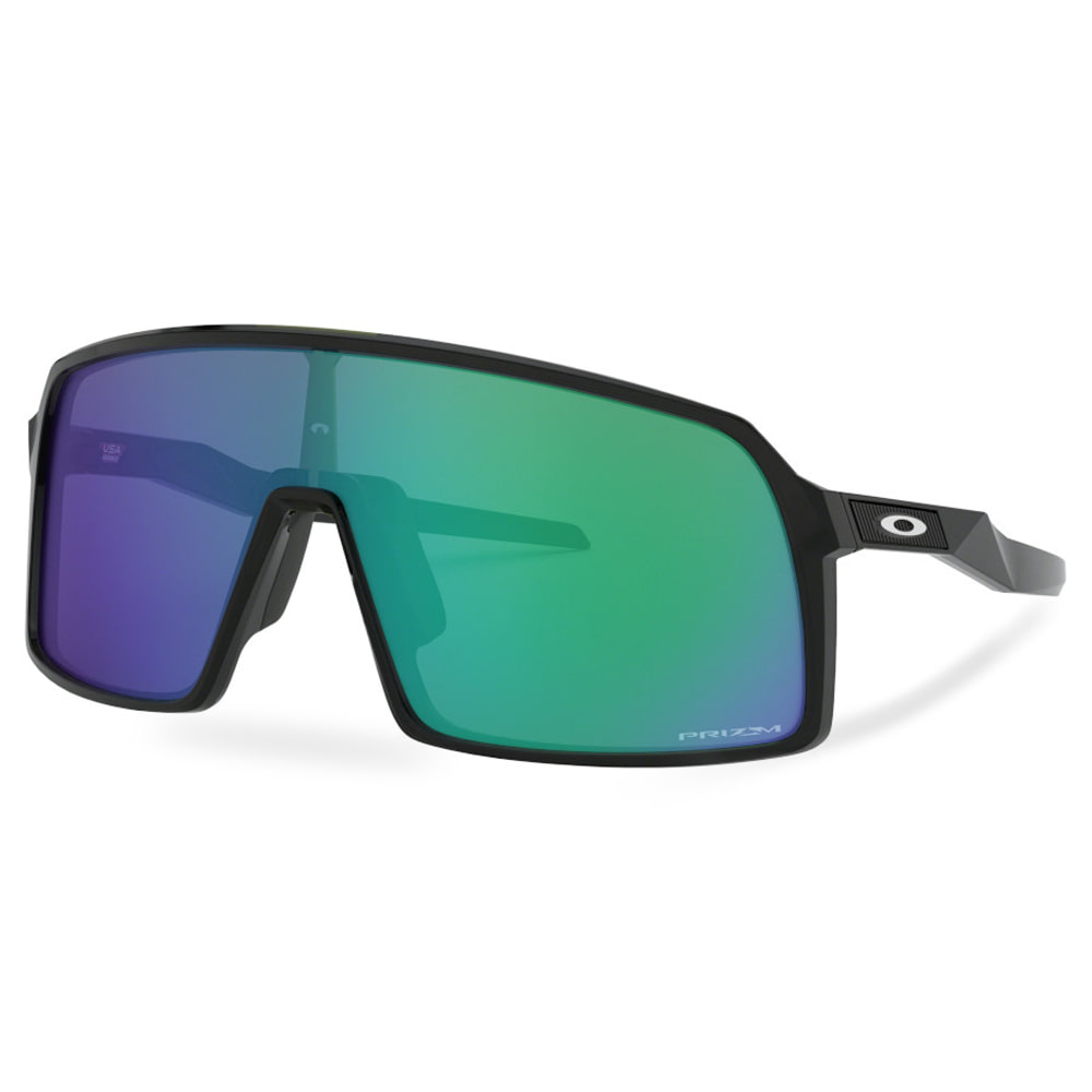 오클리 선글라스 수트로 아시안핏 OAKLEY_OO9406A-1737 OO9406A-17_ASIAN SUTRO_BLACK/PRIZM JADE