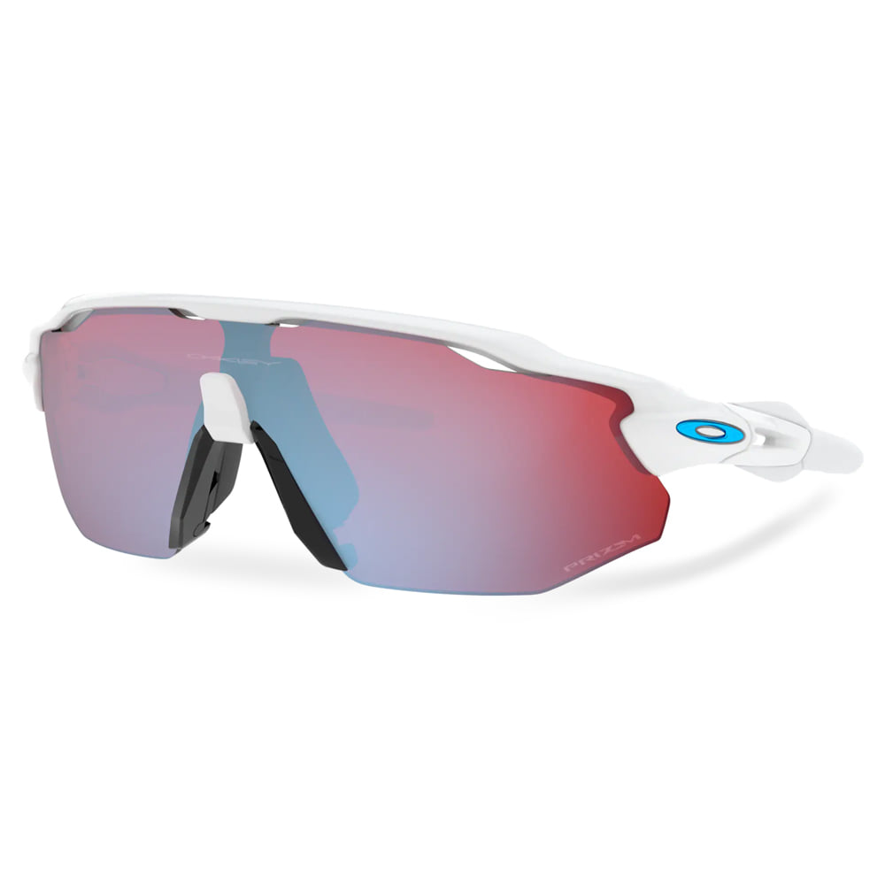오클리 선글라스 레이다 EV 어드벤서 프리즘 OAKLEY_OO9442-1038 OO9442-10_RADAR EV ADVANCER_POLISHED WHITE/PRIZM SNOW SAPPHIRE