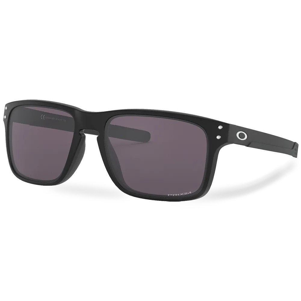 오클리 선글라스 홀브룩 믹스 OO9384-1857 OO9384-18 OAKLEY HOLBROOK MIX_MATTE BLACK/PRIZM GREY